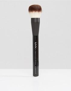 Универсальная кисть NYX Professional Make-Up - Pro-Бесцветный
