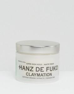 Воск для волос Hanz De Fuko Claymation-Мульти