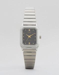 Часы в винтажном стиле Casio LQ-400D-1AEF-Серебряный