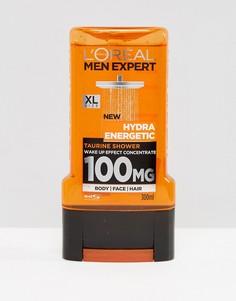 Гель для душа LOreal Men Expert Hydra Energetic - 300 мл-Мульти