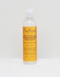 Средство для облегчения расчесывания волос с маслом ши Shea Moisture-Бесцветный