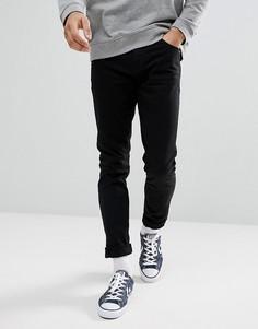 Черные джинсы скинни ASOS DESIGN-Черный