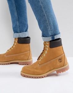 Ботинки Timberland classic - 6 дюймов-Коричневый