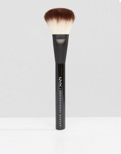 Кисть для пудры NYX Professional Makeup-Бесцветный