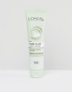 Пенка для умывания LOreal Paris Pure Clay Purity-Бесцветный L'Oreal