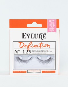 Накладные ресницы Eylure Definition 129-Черный