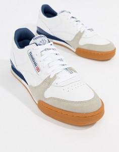 Белые кроссовки Reebok Phase 1 Pro CV CM9286-Белый