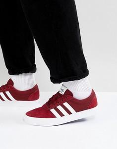 Красные кроссовки adidas Skateboarding Adi-Ease CQ1062-Красный
