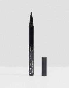 Подводка для глаз NYX Professional Makeup Thats The Point - Super Sketchy-Черный