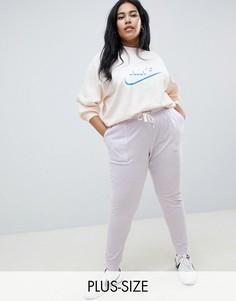 Сиреневые спортивные штаны Nike Plus Gym Vintage-Фиолетовый