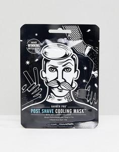 Охлаждающая маска после бритья Barber Pro-Бесцветный