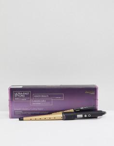 Стайлер для завивки волос с вилкой британского стандарта BaByliss Smooth Vibrancy-Бесцветный