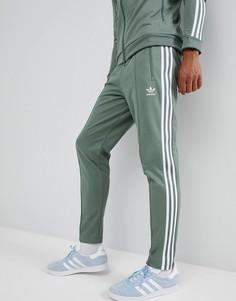 Зеленые джоггеры adidas Originals Beckenbauer DH5818-Зеленый