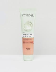 Пенка для умывания LOreal Paris Pure Clay Glow-Бесцветный L'Oreal