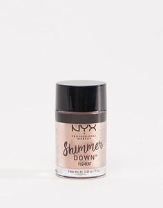 Тени для век с шиммером NYX Professional Makeup-Розовый