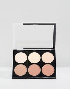 Палитра для контурного макияжа NIP+FAB Make Up - Light-Мульти