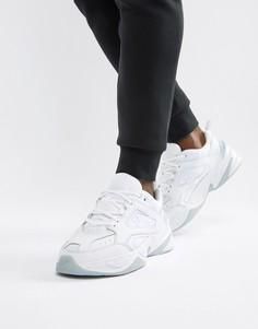 Белые кроссовки Nike M2K Tekno AV4789-101-Белый
