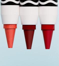 Три косметических карандаша Crayola - Карандаши для губ и щек-Мульти