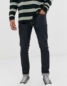 Синие зауженные джинсы Nudie Jeans Co-Темно-синий