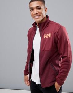 Лыжная куртка с флисовыми вставками Helly Hansen Ullr-Красный