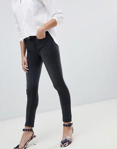 Серые джинсы скинни с эффектом пуш-ап Only-Серый