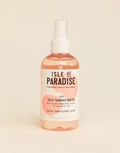 Автозагар на водной основе Isle of Paradise - Light, 200 мл-Бесцветный