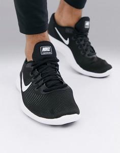 Черные кроссовки Nike Running Flex 2018 aa7397-018-Черный