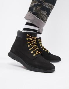 Черные ботинки Timberland Killington - 6 дюймов-Черный