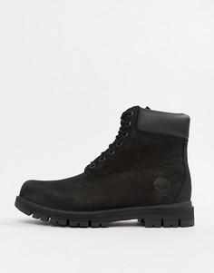 Черные ботинки Timberland Radford - 6 дюймов-Черный