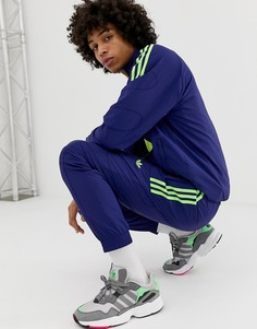 Спортивные брюки adidas Originals Flame Strike-Синий
