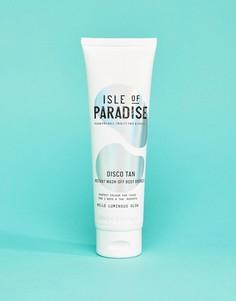Смываемый бронзатор для тела с мгновенным эффектом Isle of Paradise - Disco Tan, 200 мл-Бесцветный