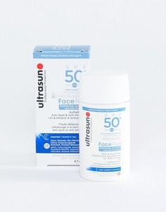 Лосьон с защитой от вредного воздействия окружающей среды и SPF 50 Ultrasun - 40 мл-Бесцветный