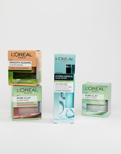 Набор средств по уходу за кожей LOreal - СКИДКА 28%-Мульти LOreal