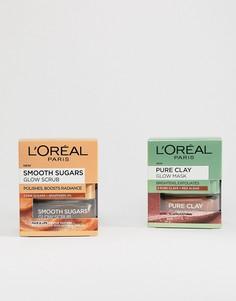 Набор средств для сияния кожи LOreal - СКИДКА 16%-Бесцветный LOreal