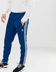 Темно-синие джоггеры adidas Originals Beckenbauer DV1517-Серый