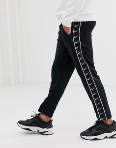 Черные джоггеры Nike Hybrid-Черный