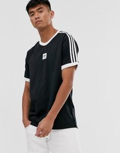 Черная футболка adidas Skateboarding cali 2.0-Черный