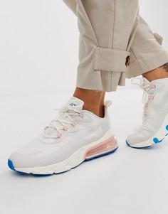 Кроссовки Nike American Modern Air Max 270 React-Белый
