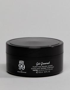Очищающий скраб для бороды 150 мл House 99 Get Groomed-Бесцветный