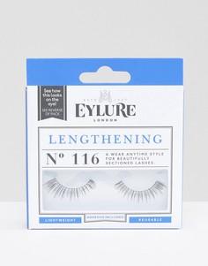Накладные ресницы Eylure Lengthening № 116-Черный