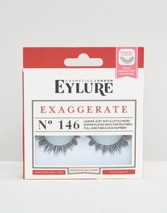 Накладные ресницы Eylure Exaggerate № 146-Черный
