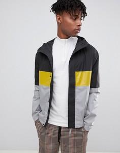 Серая куртка Helly Hansen active-Серый
