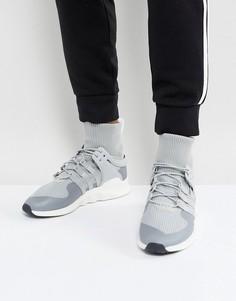 Серые кроссовки adidas Originals EQT Support ADV Winter BZ0641-Серый
