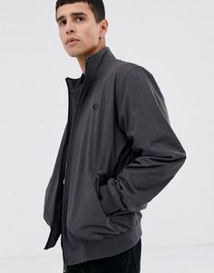 Серая куртка Fred Perry-Серый