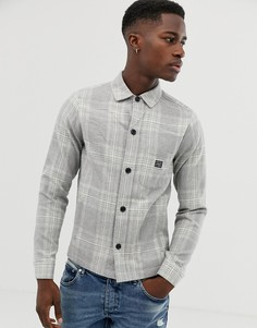 Куртка в клетку Scotch & Soda-Серый