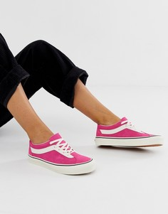Розовые кроссовки Vans Bold Ni-Розовый