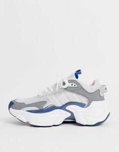Серо-синие кроссовки adidas Originals-Серый