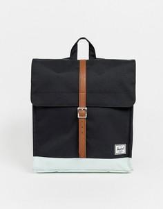 Черно-синий рюкзак Herschel Supply Co City-Мульти
