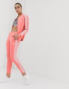 Розовые спортивные джоггеры adidas Originals-Розовый