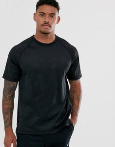 Черная футболка Nike Tech Pack-Черный